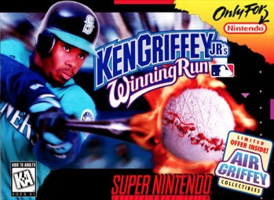 Ken Griffey Jr.'s Winning Run [Not For Resale] Cover Art