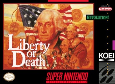 Liberty or Death Cover Art