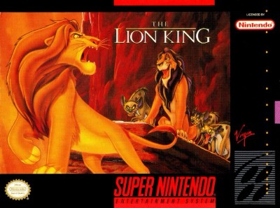 Lion King Cover Art