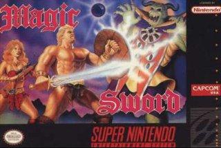 Magic Sword Cover Art