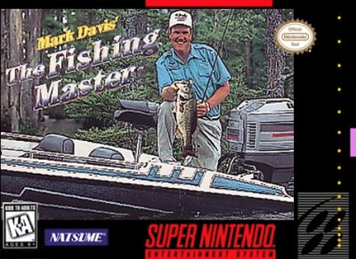 Mark Davis' The Fishing Master Cover Art