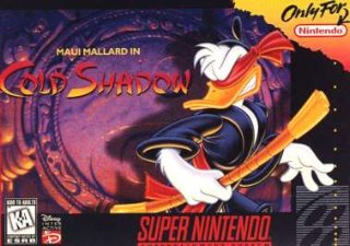 Maui Mallard: Cold Shadow Cover Art