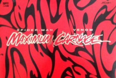 Spider-Man & Venom: Maximum Carnage [QVC] Cover Art