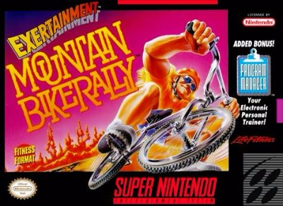 Exertainment Mountain Bike Rally Cover Art