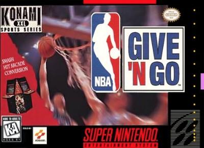 NBA: Give 'n Go Cover Art
