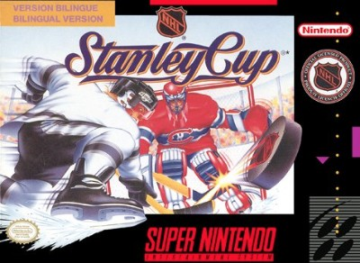NHL Stanley Cup Hockey Cover Art