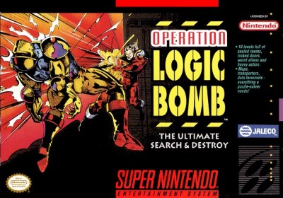 Operation: Logic Bomb Cover Art