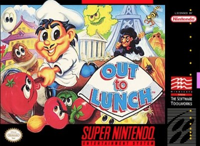 Out to Lunch Cover Art