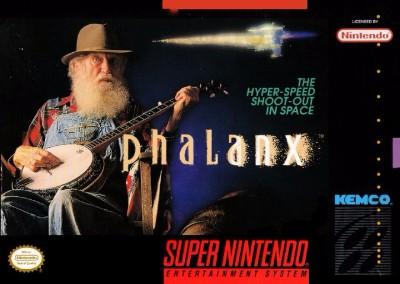 Phalanx Cover Art