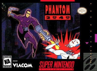 Phantom 2040 Cover Art