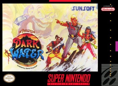 Pirates of Dark Water Cover Art