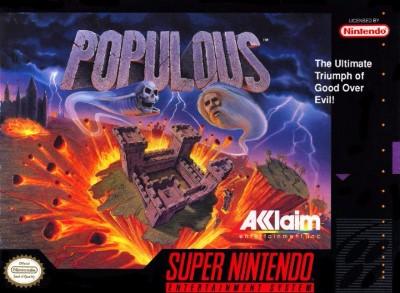 Populous Cover Art