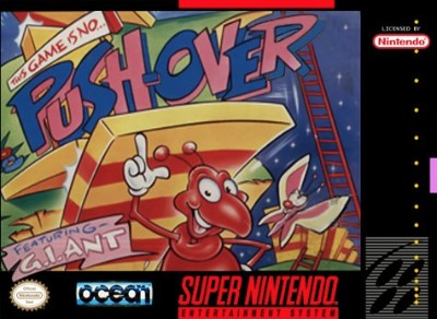 Pushover Cover Art