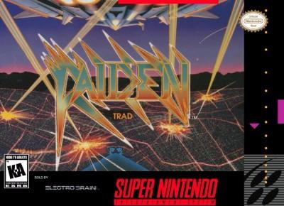 Raiden Trad Cover Art