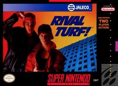 Rival Turf Cover Art
