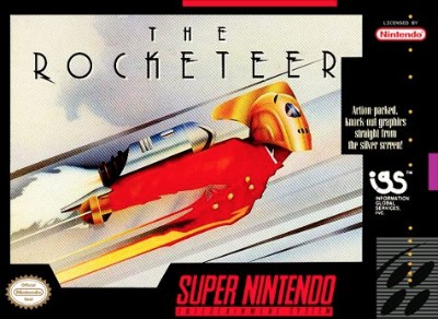 Rocketeer Cover Art