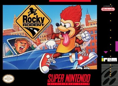 Rocky Rodent Cover Art