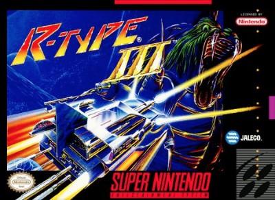 R-Type III Cover Art