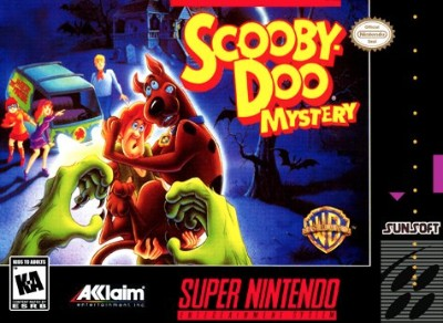 Scooby-Doo Mystery Cover Art