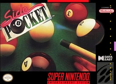 Side Pocket Cover Art