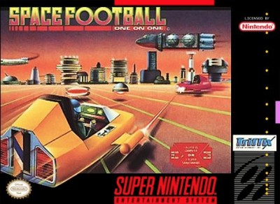 Space Football Cover Art