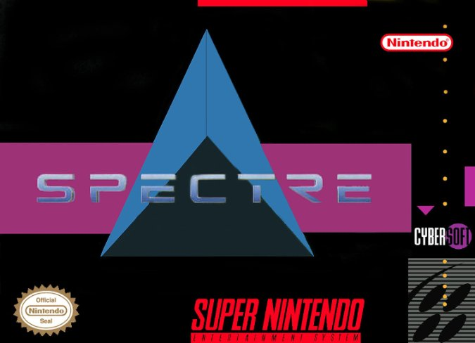 Spectre Cover Art