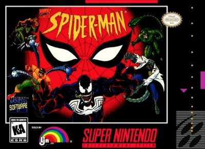 Spider-Man Cover Art