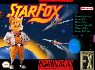 Star Fox [Not For Resale] Cover Art