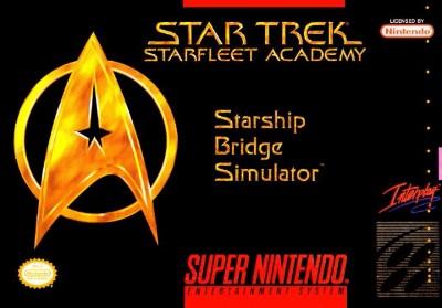 Star Trek: Starfleet Academy Cover Art