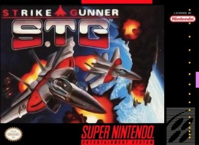 Strike Gunner S.T.G Cover Art