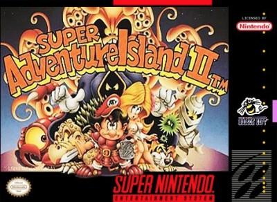 Super Adventure Island 2 Cover Art