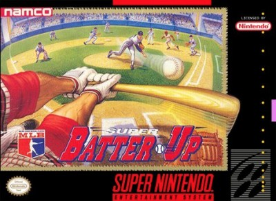 Super Batter Up Cover Art