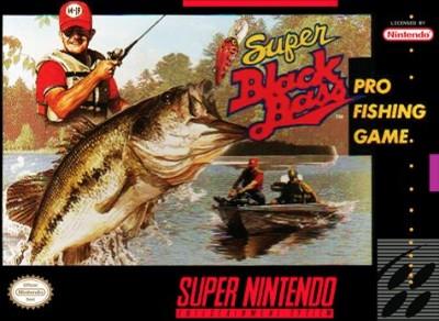 Super Black Bass Cover Art