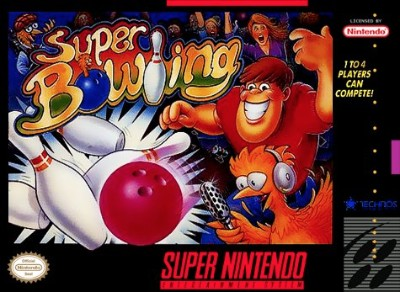 Super Bowling Cover Art