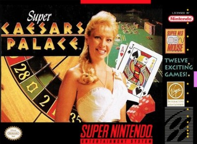 Super Caesar's Palace Cover Art