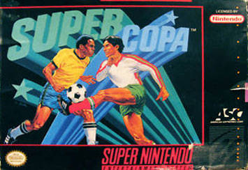 Super Copa Cover Art