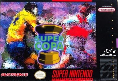 Super Copa [Playtronics] Cover Art