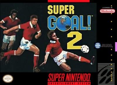 Super Goal! 2 Cover Art