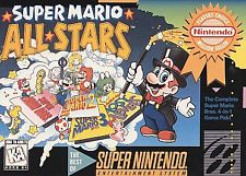 Super Mario All-Stars [Player's Choice] Cover Art