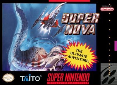 Super Nova Cover Art