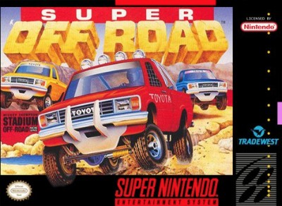 Super Off-Road Cover Art