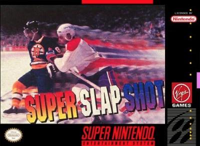 Super Slap Shot Cover Art