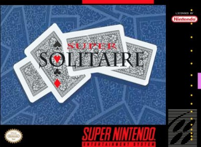 Super Solitaire Cover Art