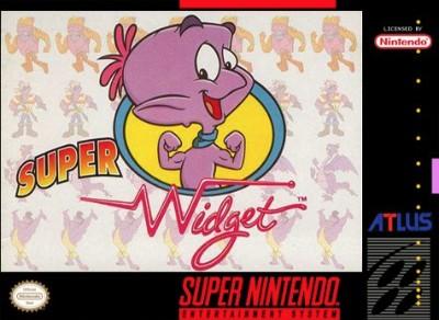 Super Widget Cover Art