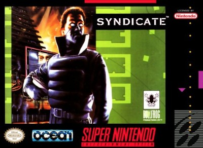Syndicate Cover Art