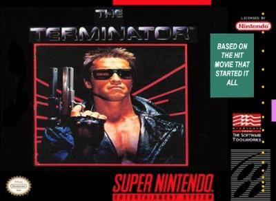 Terminator Cover Art