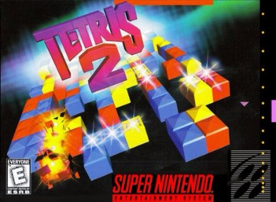 Tetris 2 Cover Art