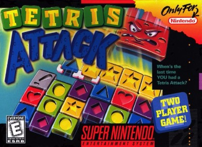 Tetris Attack [Not For Resale] Cover Art