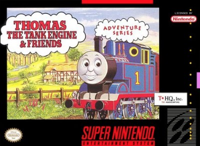 Thomas the Tank Engine & Friends Cover Art