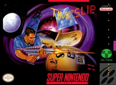 Timeslip Cover Art